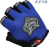 3 colors Ergonomic plam Foam pad Cycling Bike Bicycle Half Finger Racing Gloves