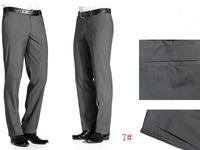 HOT SALE Men Suits pants Business Pants for Men casual high quality men Classic Pants