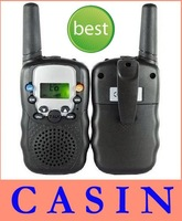 Two Way Radio Walkie Talkie Set Eight Channel,Portable Talkie and Walkie without retail packaging