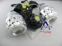 HOT!Free ESM Shipping!2012 G8 35W,12V,HID Bi-Xenon projector Lens Light with,CCFL ,super good quality