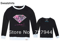New arrive Colors  Diamond Supply Co Sweatshirt Fashion Mens Hiphop Autumn Winter Brand Sweater fleece print pullover sportswear