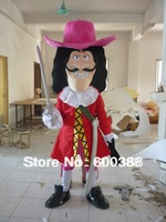 jake the neverland pirates mascot costume adult Captain Hook costumes