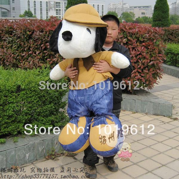 Plush toy snoopy dog doll 60cm(China (Mainland))