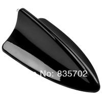 HOT SALE HIGH QUALITY BLACK AUTO CAR ROOF ANTENNA DECORATIVE DECORATION SHARK FIN ANTENNA DUMMY AERIAL E46 X5 M5 X6 M3 E40