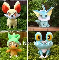 Japan Pokemon Game 2013 New Kinds Pokemon Toy Movie Plush Toy Dolls & Accessories  stuffed animals & plush