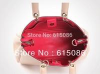 2013 fashion vintage genuine leather handbag women's Cowhide handbag Luxury designer brand tote messenger bags M488