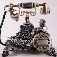 Fashion phone antique telephone technology fashion vintage telephone electric