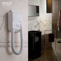 Tsts bathroom wall-mounted hair dry skin hair dryer hair dryer dry skin machine