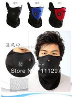 Outdoor Ski Masks Black Riding Masks Warm Motorcycle Mask Motorbike Windproof Protection