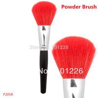 Professional Large Powder Brush Nature Red Goat Hair Face Makeup Brush Free Shipping
