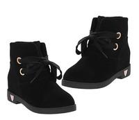 New  women Boots female winter fashion women's martin boots flat vintage rivets motorcycle bootsXLU02