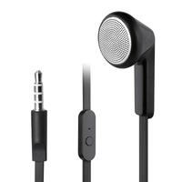 Byz wire earphones shenp mobile phone headphones belt microphone voice headset