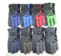Hot Sale Men New Outdoor Rainproof Winterization Cycling Gloves Thick Warm Winter High Quality Free Shipping