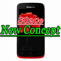 "Lenovo S820e CDMA2000/GSM  4.7""IPS 1280x720 Dual sim Quad core1.2G MSM8625Q 1G+4G 8Mp Android 4.1  English+Google Play New"