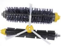 High quality Replacement Brush For iRobot Roomba 700 760 770 780 Bristle Brush Flexible Beater Brush and sidebrush free shipping