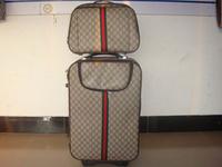 1 pcs only Free shipping brand women & men trolley Rolling luggage case  travel bag hard case  fashion Draw-bar case