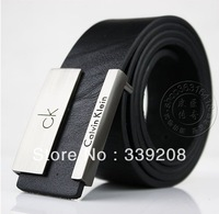 2013 Style Belt Mens Luxury Real Leather Belts For Men Hot Three colour leisure High quality Low price Free shipping