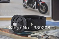 brand black buckle designer belts for men genuine leather belt Men's belts Free shipping