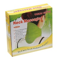 Portable Home Multifunctional Electric Neck Cervical Vertebra Massager Naprapathy Massor Health Care Relaxation ,Free Shipping