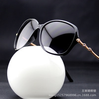 2013 Brand Design Rhinstone women Sunglasses eyewear 4 colors oculos de sol UV400 sun glasses drop shipping