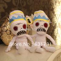 1pcs Cool PC Game Dolls! Medium 30cm Plants vs Zombies Soft Toys, Plush ZOMBIE YETI Toys Lovely Boys Stuffed Toys  Free Shipping