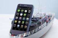 "Hebrew Spanish Czech Haier W910 Dual Core 1G+8G 4.5"" Screen Dual Camera Android 4.1  Phone Waterproof phone DHL Shipping"