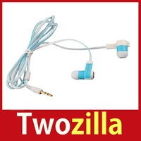 [Twozilla] New Earphone 5 Colors In-Ear Stereo Earbud Headphone For Mp3 Mp4 06 Hot