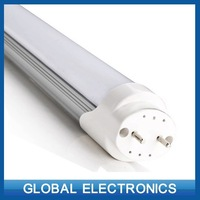 T8 2.4M LED tube 85-265V 40W LED fluorescent LED lamp 130lm/w 2388*26 85-265v CE ROHS