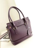 Fashion women's handbag leather bag 2013 autumn and winter british style vintage handbag messenger bag
