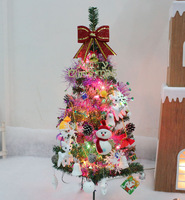 90cm Christmas tree Christmas wreath Christmas tree Decoration Christmas gift Christmas tree ornaments