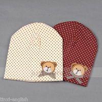 Baby Kids Girl Super Cute Lovely Bear Hat Beanie Cap for Newborn Infant 3M-6Y