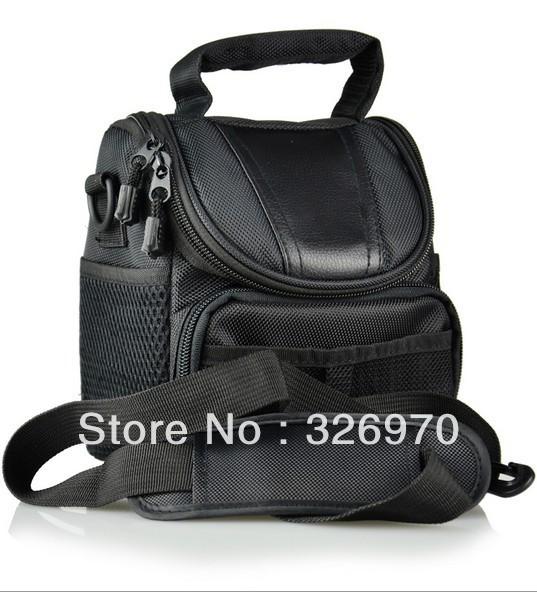 Nieuwe hot! Camera tas voor nikon p90 p520 p510 telelens voor canon