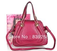 free shipping genuine leather calfskin paraty bag Chl handbag tote