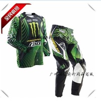 motorbike MTB Sports clothing set Motocross motorcycle jersey Cycling bicycle racing shirt riding off-road pants suit trousers