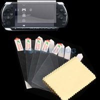 T2N2 5x Clear Screen Protector Protective Film Guard for Sony PSP 1000 2000 3000