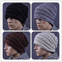 Мужская круглая шапочка без полей Oxfordstreet  hat22