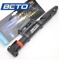 Beto-cmp004 bicycle portable general inflationists mini pump