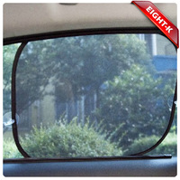 Eight-k car sun-shading stoopable car window sun-shading thickening sun-shading stoopable auto supplies