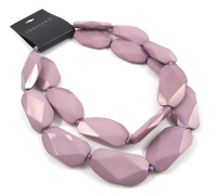 2013 NEW Fashion Brand Vintage Jewelry Purple Chunky Necklace for Women,Wholesale,Free Shipping