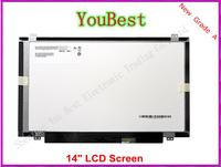"WXGA HD Slim NEW 14"" LED LCD SCREEN LAPTOP FOR HP PAVILION DM4-1160US"