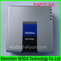 Unlocked  WODA PAP2T-NA Voice/VOIP  ATA Gateway
