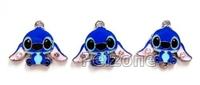 Stitch DIY  pendants  Jewelry accessories Free shipping 50 pcs