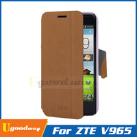 High Quality Flip Case Cover Protector For Mobile Phone ZTE V965 U819