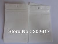 DHL Fedex Free shipping Zipper top Plastic PP bag Size 120x75mm ,1000pcs/lot