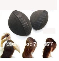 (Free ship) Fashion Hair Puff Paste Heighten Princess Hairstyle Hair Heighten Device  2Pcs
