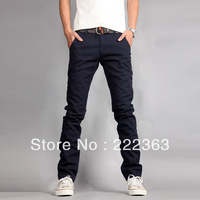 2013 Men's Slim casual pants 515-1268 Free shipping