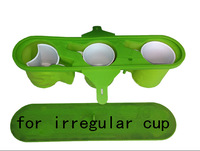 Irregular mugs special clamp for 3D sublimation vacuum machine  heat transfer cup mould mold