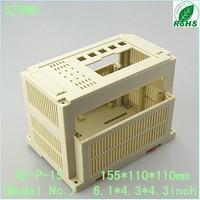 10  pieces a lot  PLC plastic enclosure housing   155*110*110mm 6.1*4.3*4.3inch