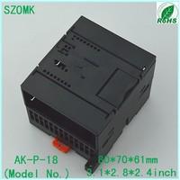 10   pieces a lot  enclosures for electronics PLC    80*70*61mm 3.1*2.8*2.4inch