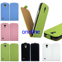 For Young Guys Fashion Leather Flip Case Cover for Samsung Galaxy S4 SIV s 4 mini i9190 S4mini 1pc by China Post
